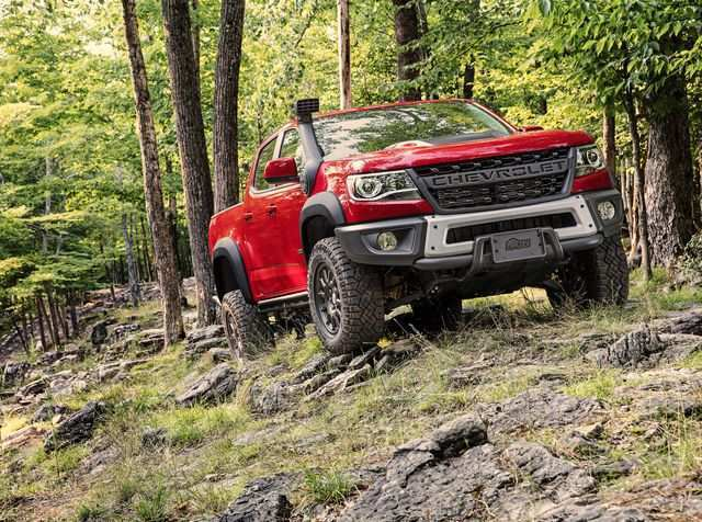76 New 2019 Chevrolet Colorado Z72 Model