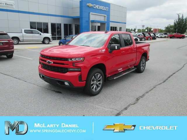 76 New 2019 Chevrolet Silverado Price and Review