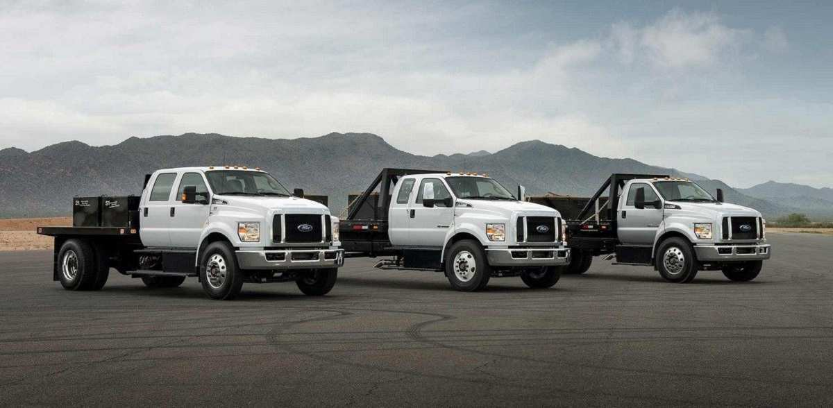 76 New 2019 Ford F 650 F 750 Pricing