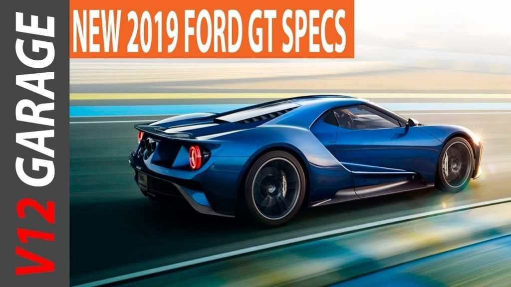 76 New 2019 Ford GT40 New Concept