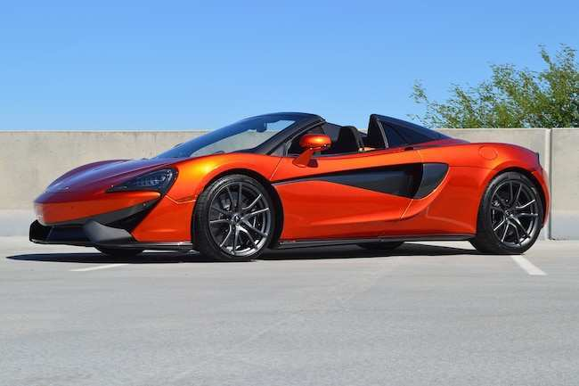 76 New 2019 McLaren 570S Coupe Price And Release Date