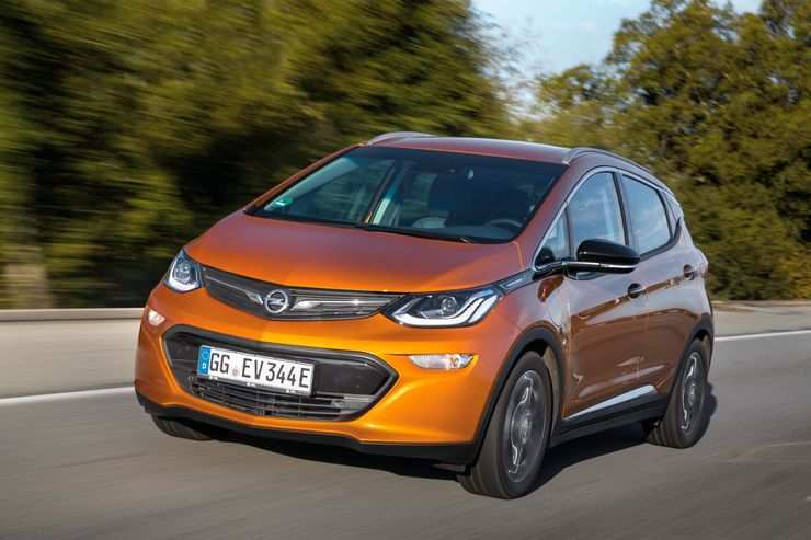 76 New 2019 Opel Ampera Images
