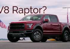 2020 All Ford F150 Raptor