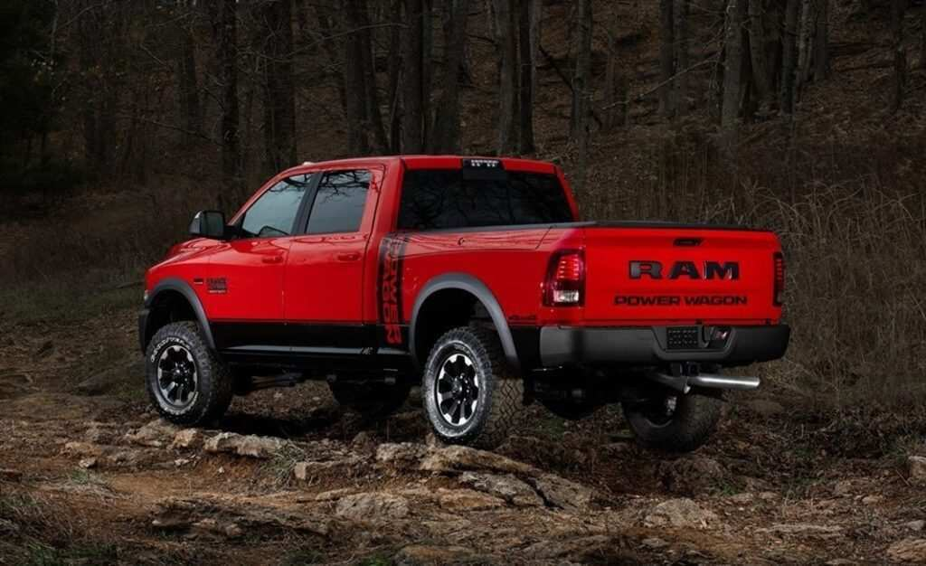 76 New 2020 Dodge Rampage Redesign And Review