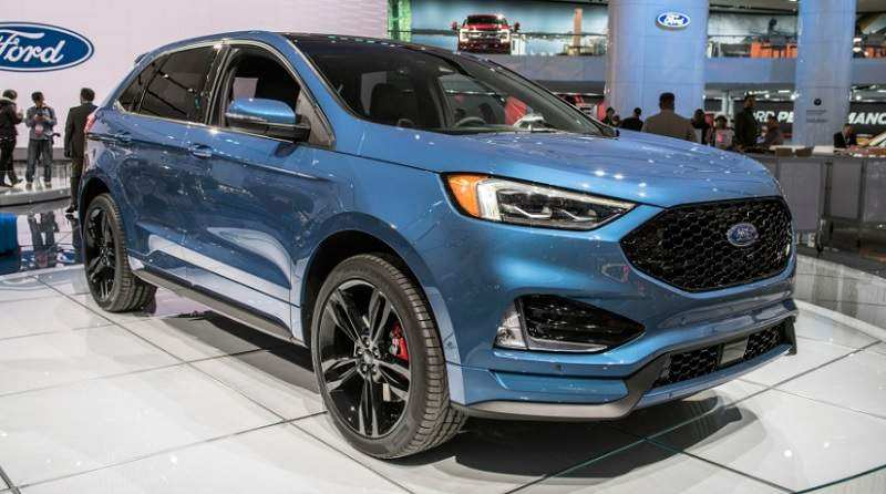 76 New 2020 Ford Edge New Design Redesign And Concept