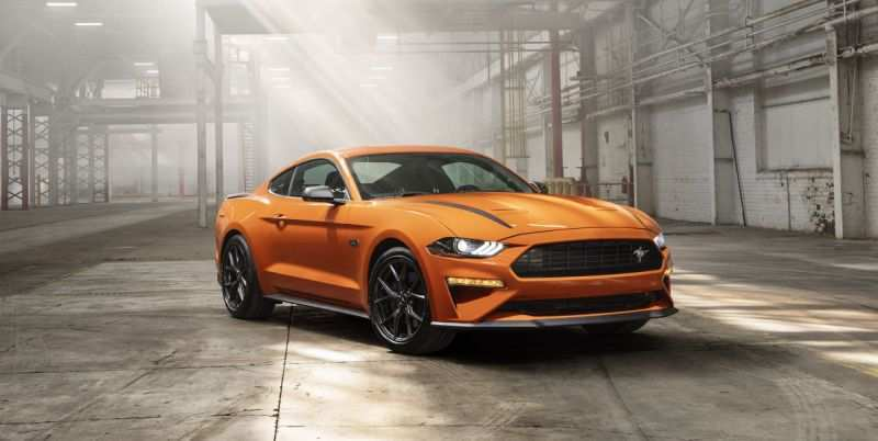 76 New 2020 Ford Mustangand Redesign And Concept