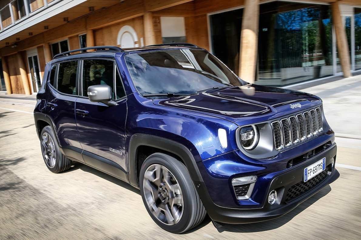 76 New 2020 Jeep Renegade Reviews