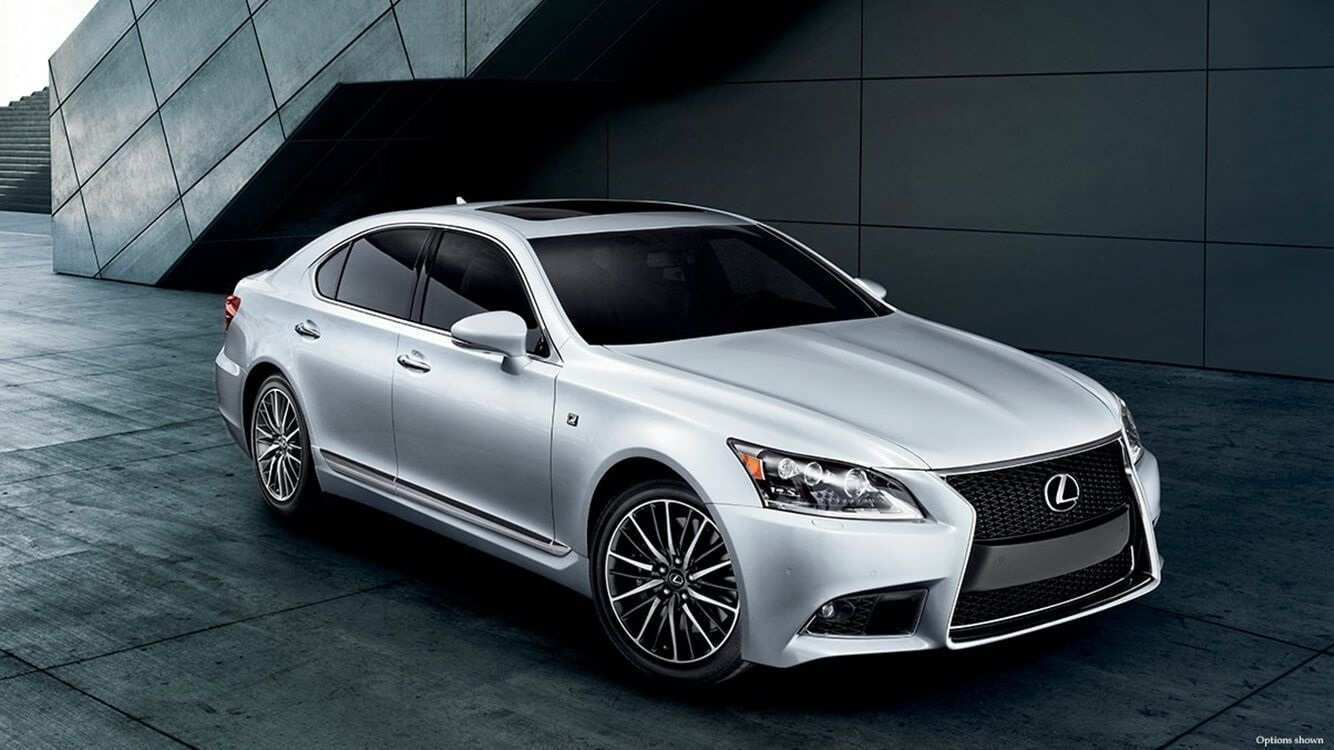 76 New 2020 Lexus Ls 460 Overview
