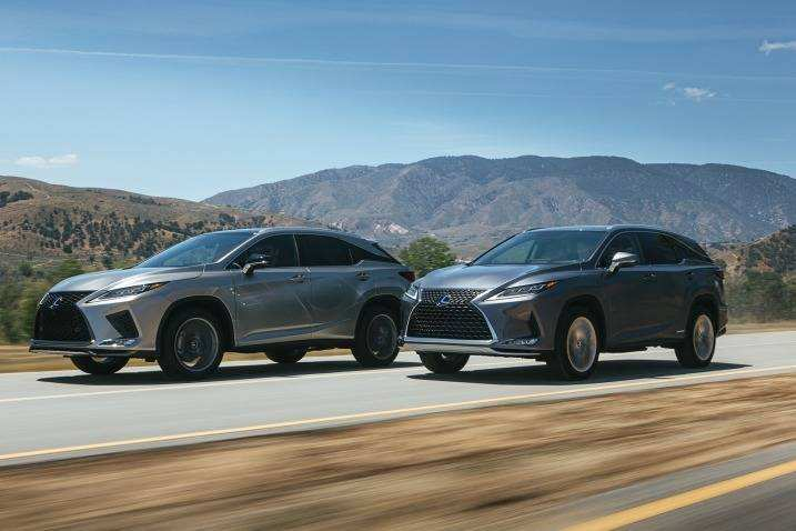 76 New 2020 Lexus RX 350 Pictures
