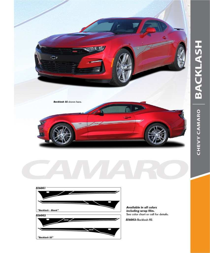 76 New 2020 The All Chevy Camaro Price And Release Date