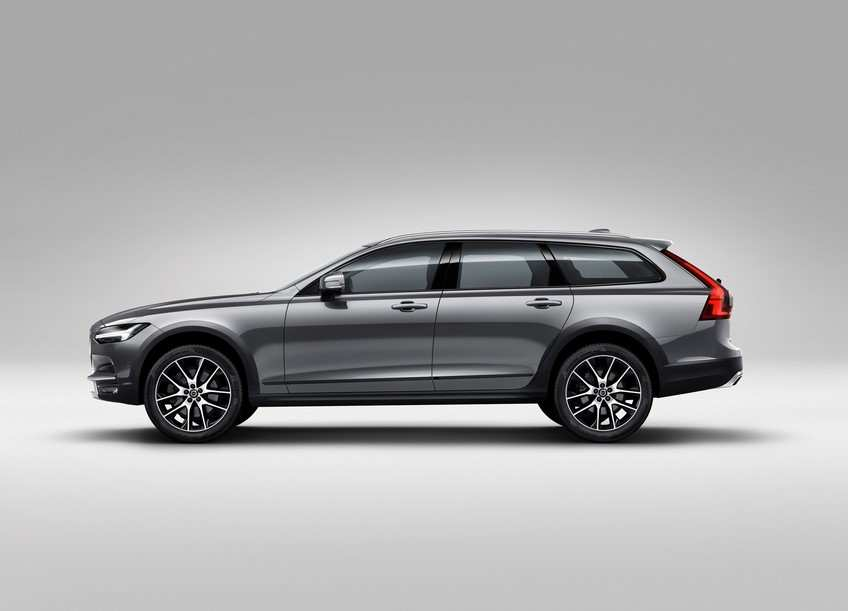 76 New 2020 Volvo V90 Wagon Redesign And Concept