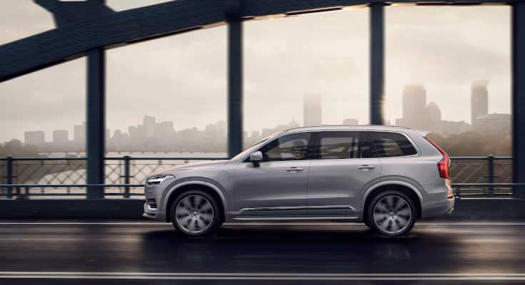 76 New 2020 Volvo XC90 Reviews