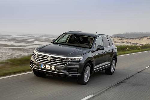 76 New 2020 Vw Touareg Tdi Price