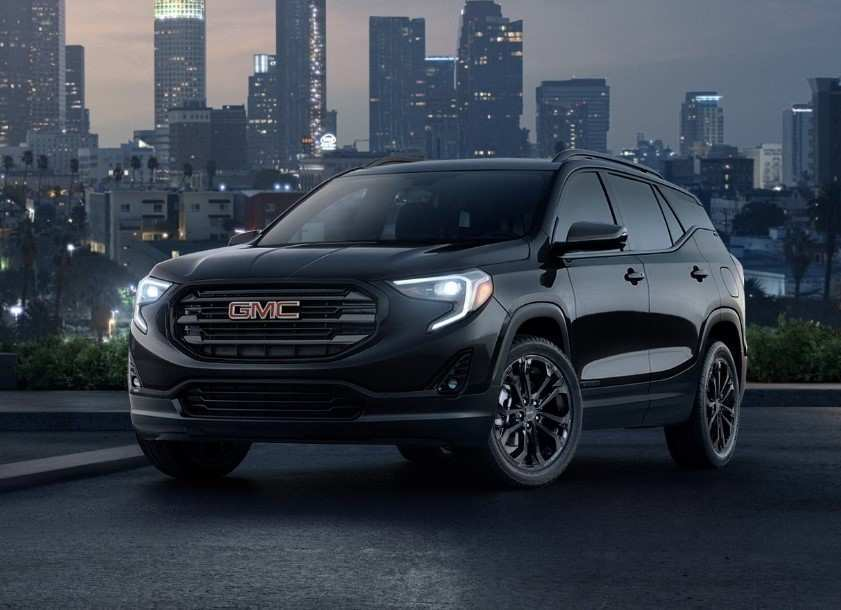 76 New GMC Terrain 2020 Review And Release Date