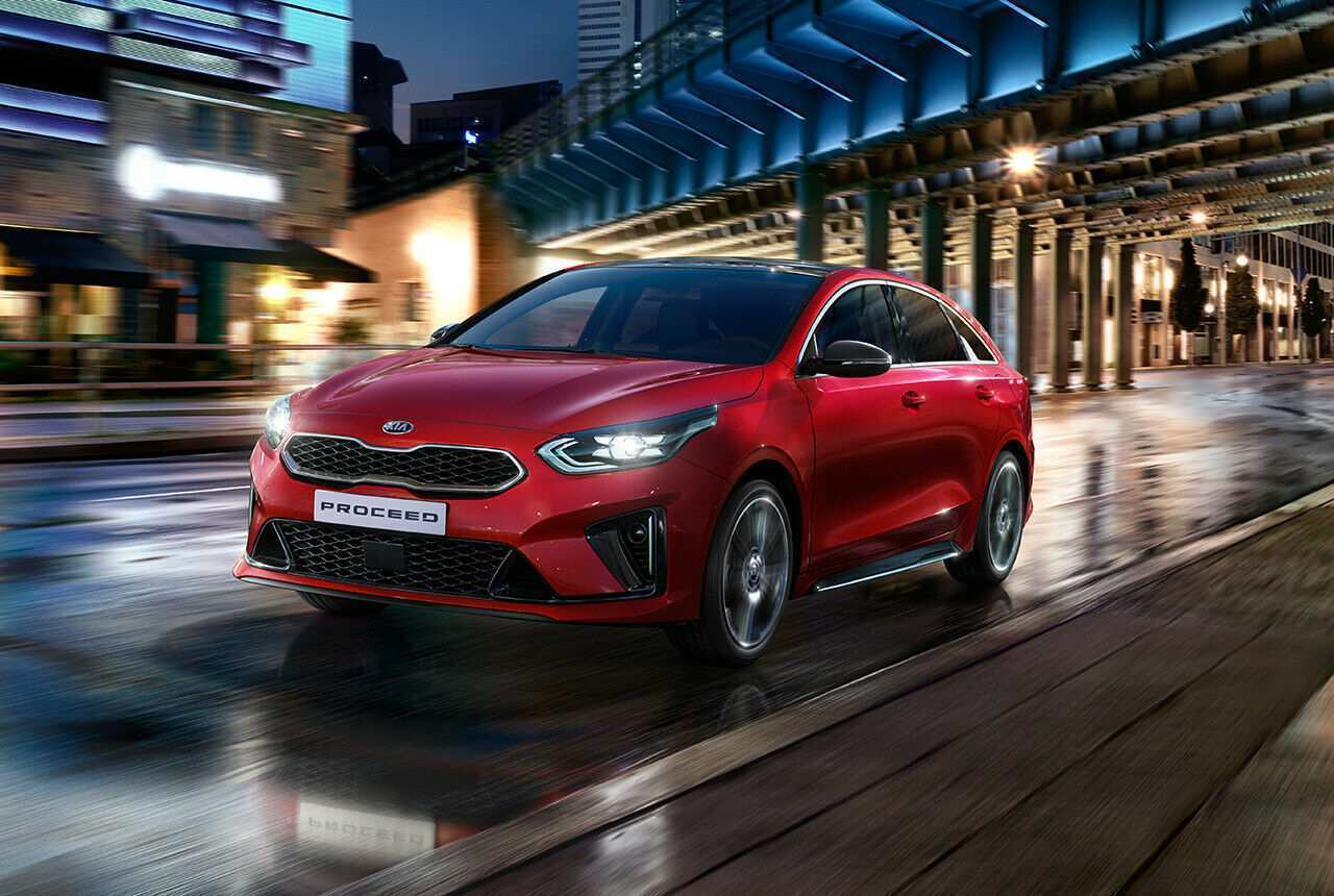 76 New Kia Pro Ceed Gt 2019 Engine