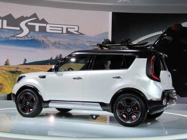76 New Kia Trailster 2019 Price And Release Date