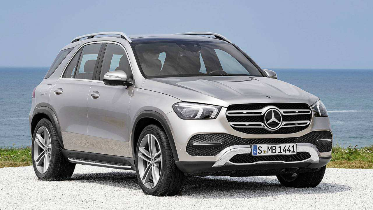 76 New Mercedes M Class 2019 Concept And Review