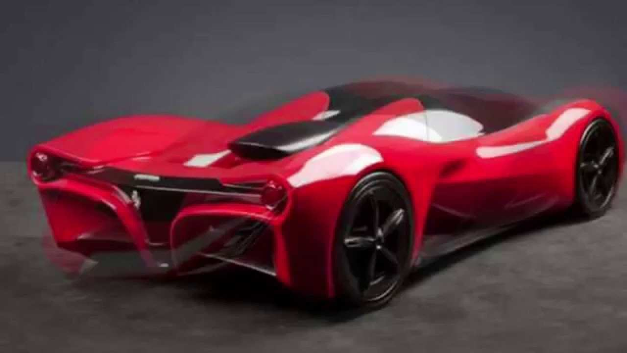 76 New New Ferrari 2020 Specs And Review