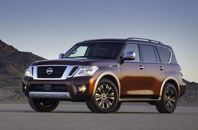 76 New Nissan Armada 2020 Images