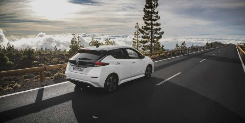 76 New Nissan Leaf 2019 60 Kwh Engine