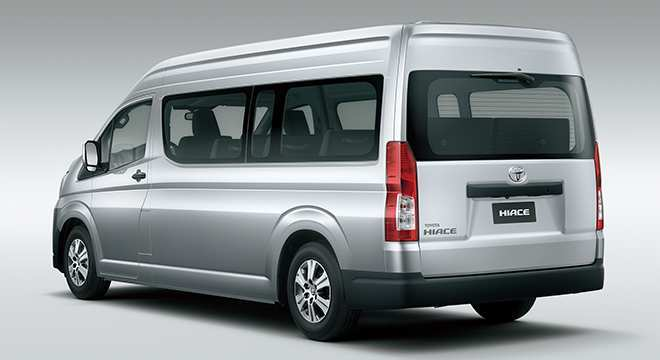 76 New Toyota Hiace 2019 Wallpaper