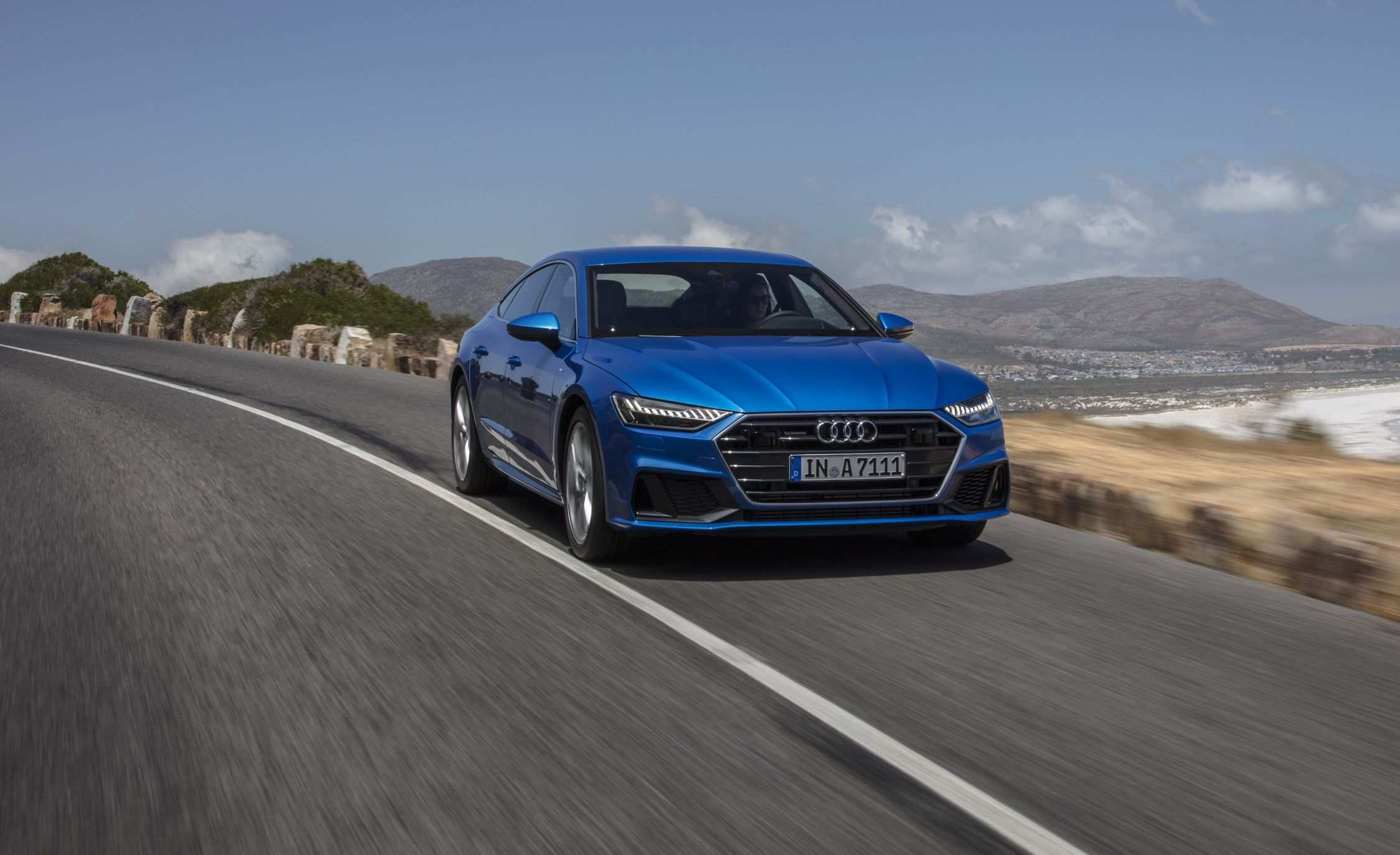 76 The 2019 Audi A7 Colors Redesign And Concept