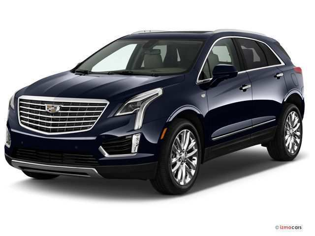 76 The 2019 Cadillac XT5 Ratings
