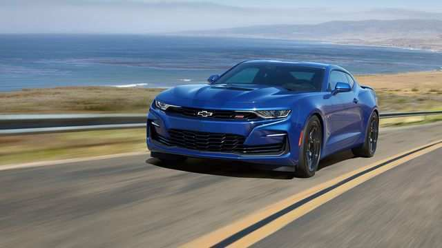 76 The 2019 Camaro Ss Overview