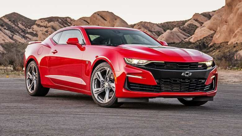 76 The 2019 Chevy Camaro Redesign