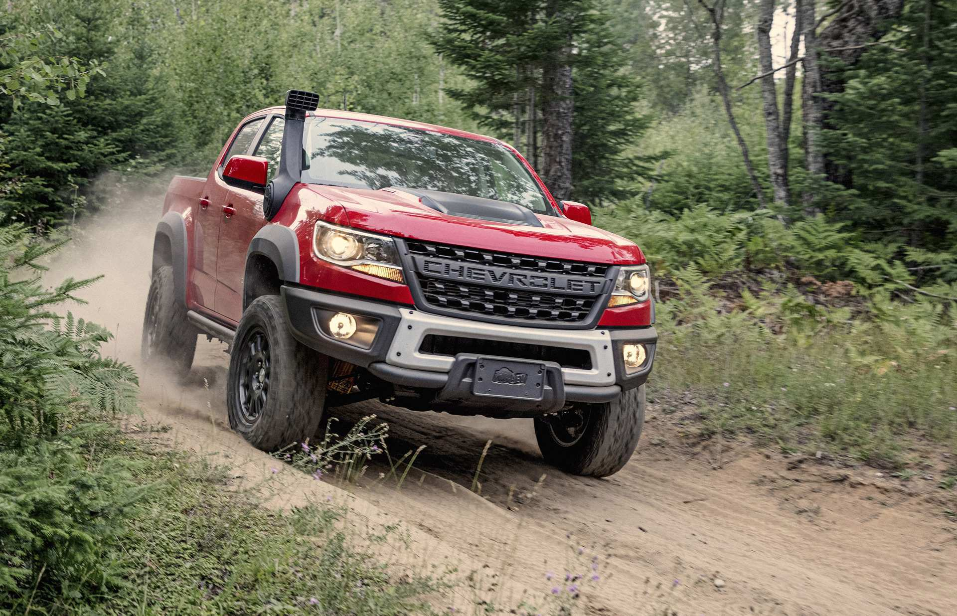 76 The 2019 Chevy Colorado Review and Release date