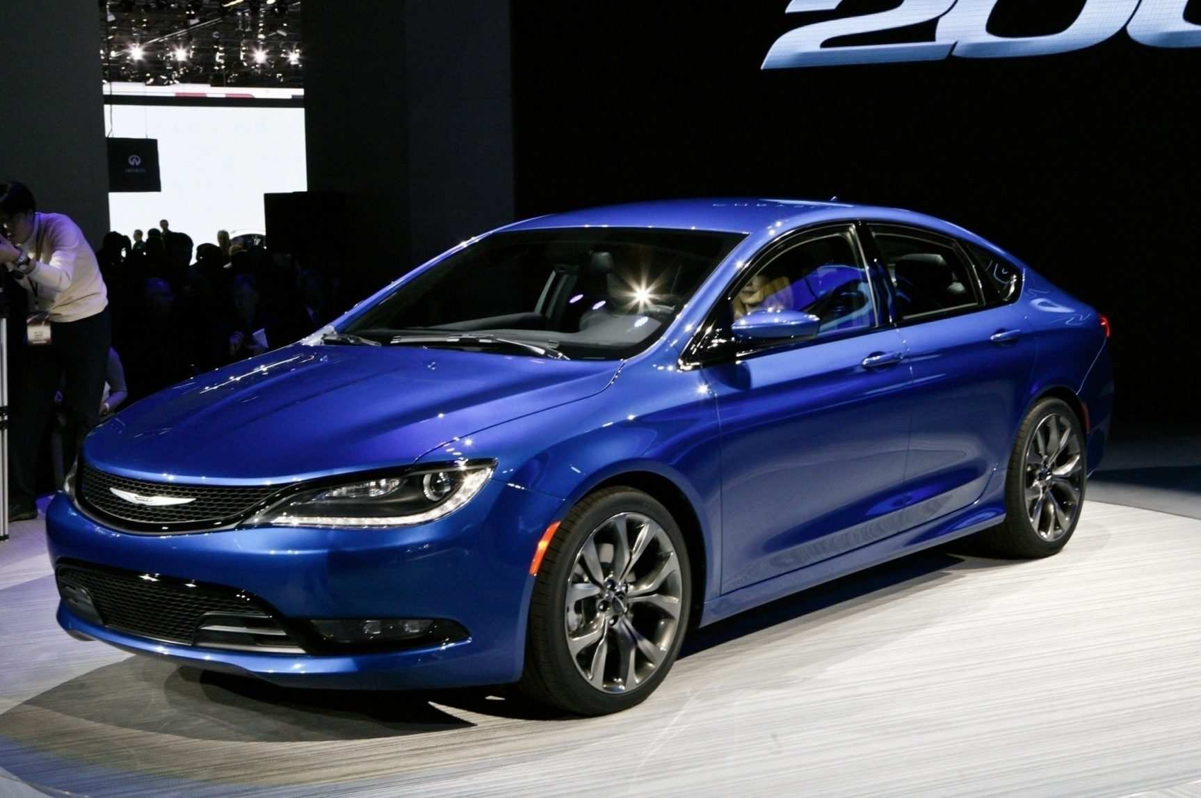 76 The 2019 Chrysler 200 Performance