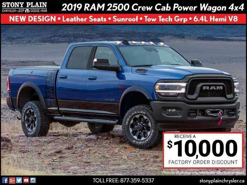 76 The 2019 Dodge Power Wagon Picture