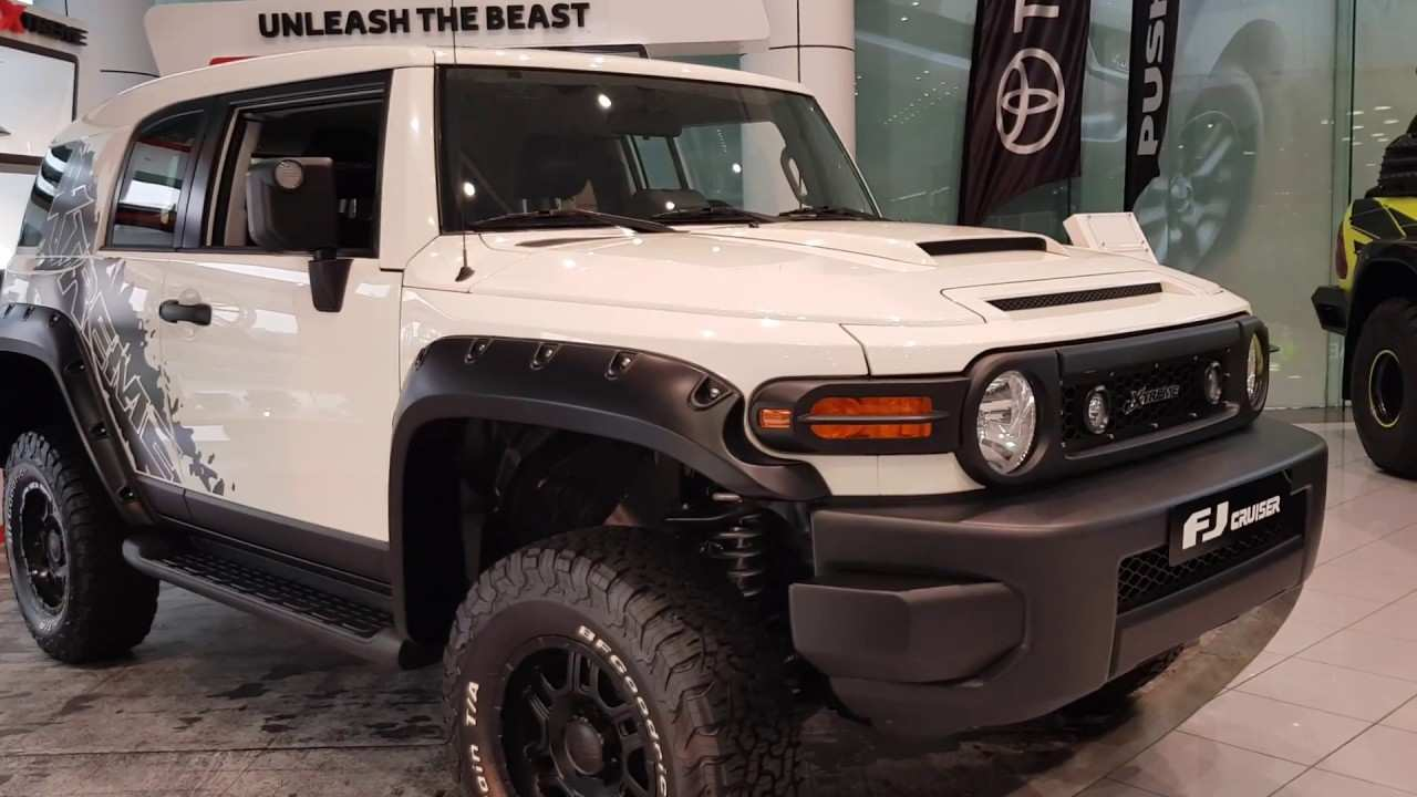 76 The 2019 Fj Cruiser Price And Review