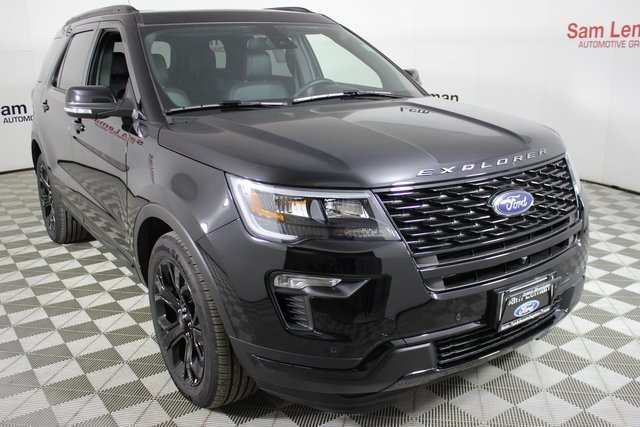76 The 2019 Ford Explorer Sports History