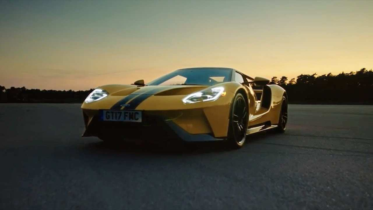76 The 2019 Ford Gt Supercar Spesification