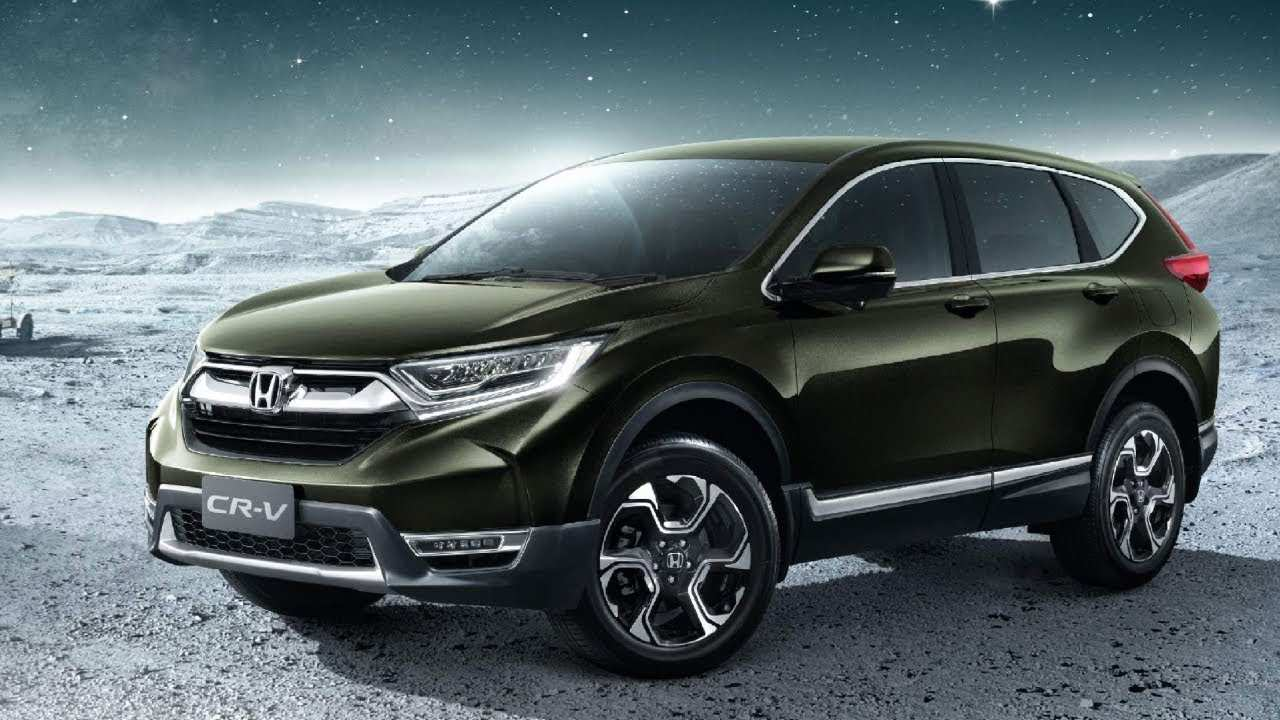 76 The 2019 Honda CRV Images