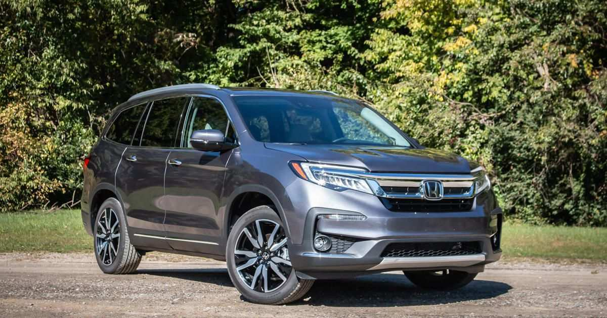 76 The 2019 Honda Pilot Redesign And Concept
