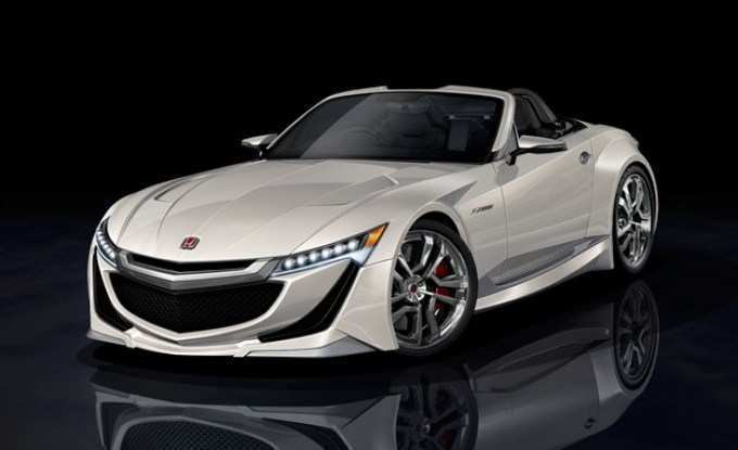 76 The 2019 Honda S2000and Configurations