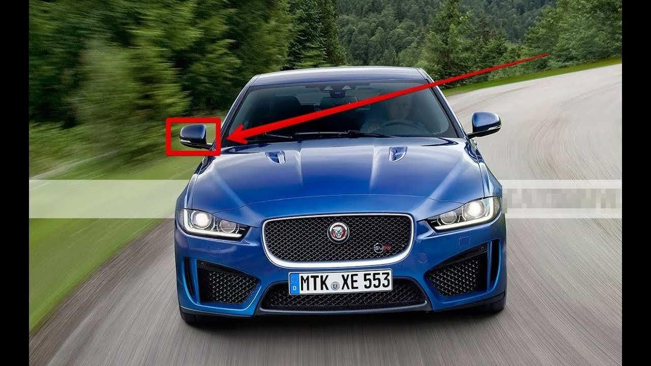 76 The 2019 Jaguar Xe Svr Spy Shoot