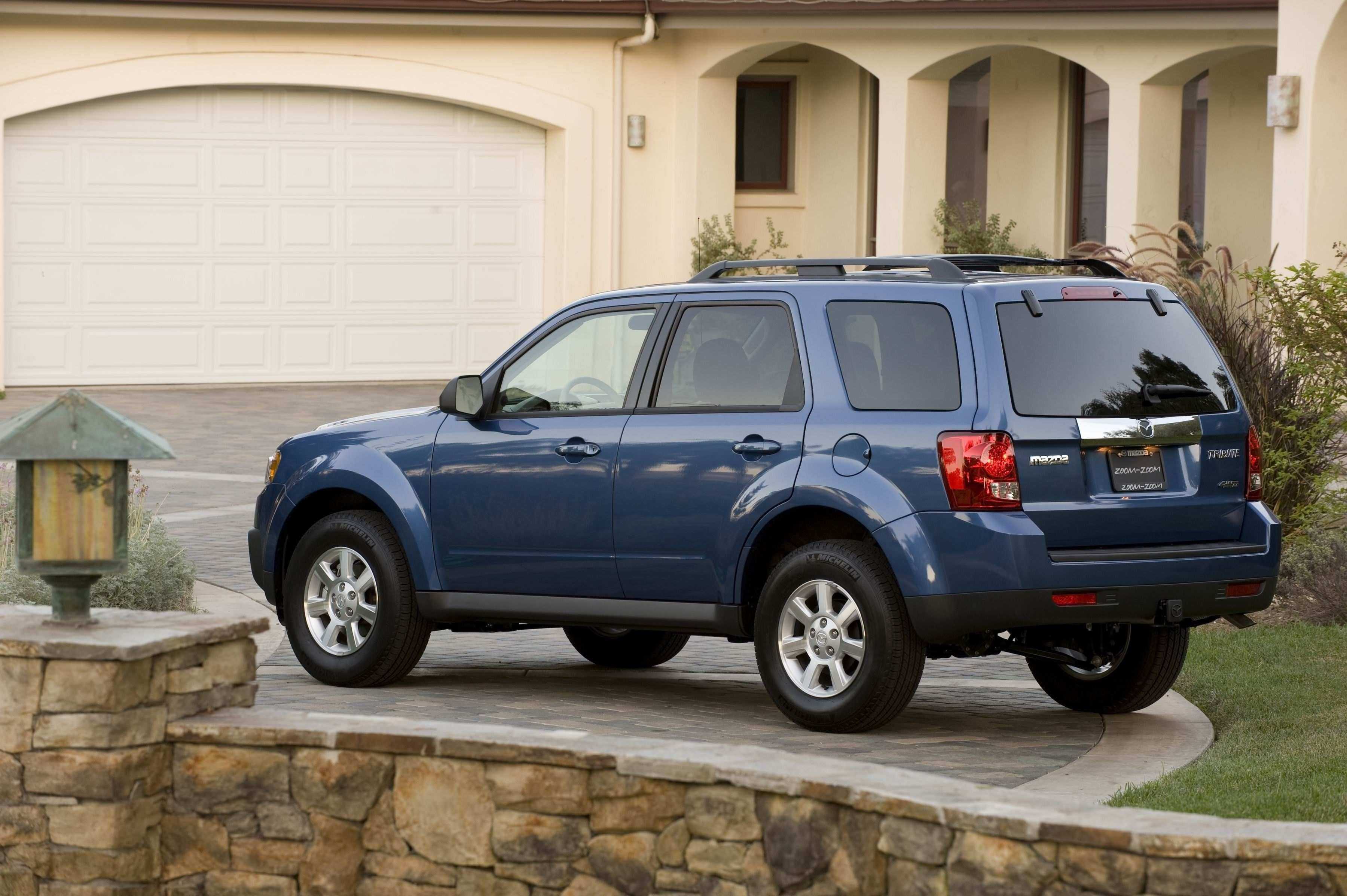 76 The 2019 Mazda Tribute New Review
