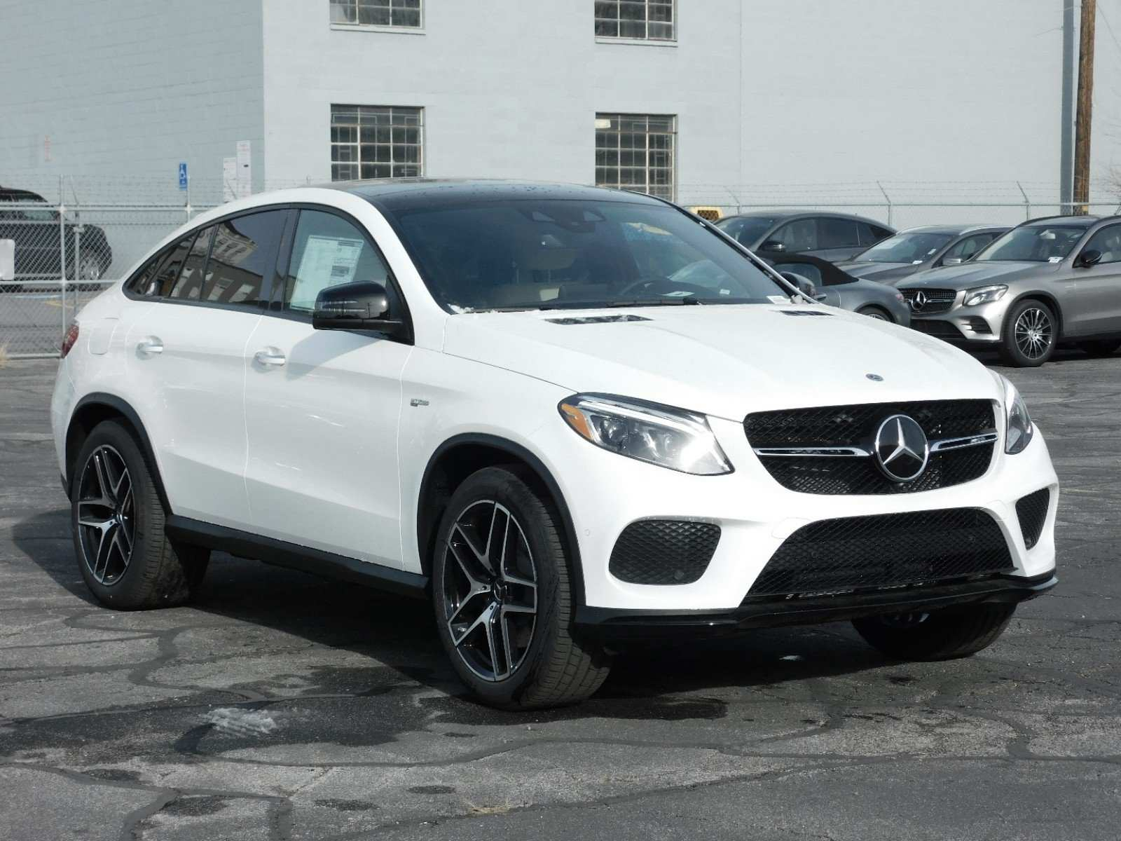 76 The 2019 Mercedes Gle Coupe Engine