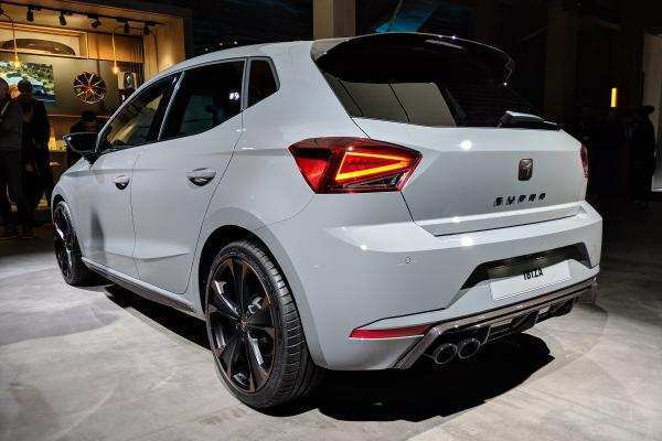 76 The 2019 Seat Ibiza Images