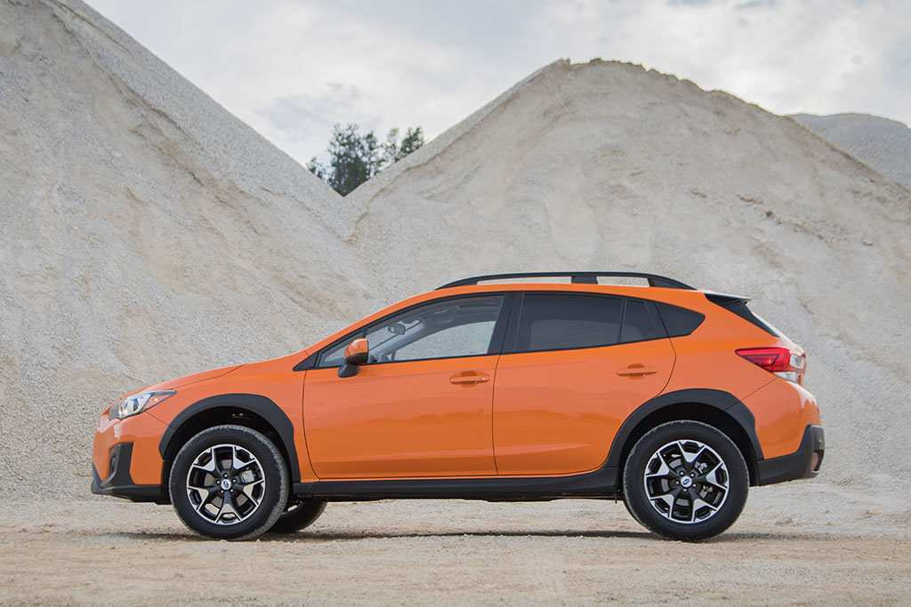 76 The 2019 Subaru Crosstrek Khaki New Review