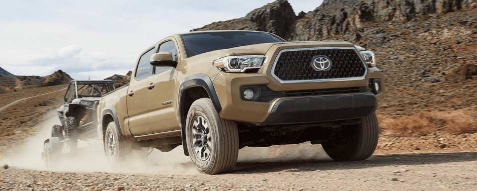 76 The 2019 Toyota Tacoma Quicksand Pictures