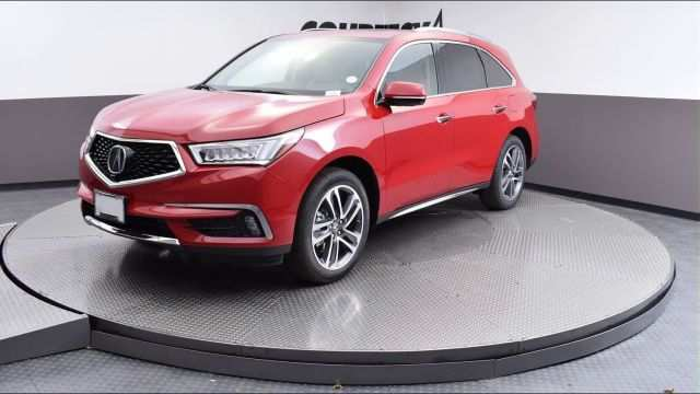 76 The 2020 Acura MDX First Drive