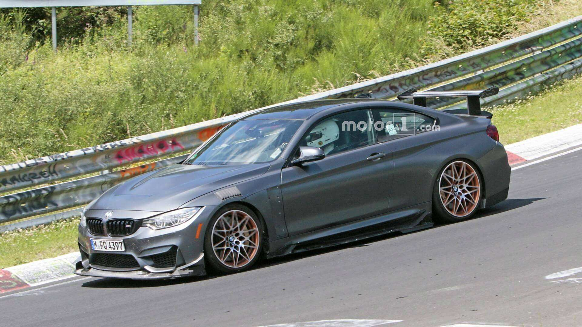 76 The 2020 BMW M4 Gts First Drive