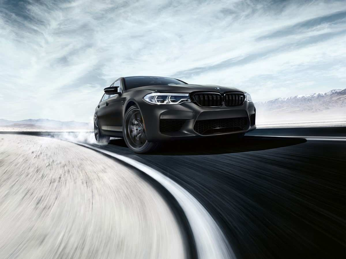 76 The 2020 BMW M5 Redesign