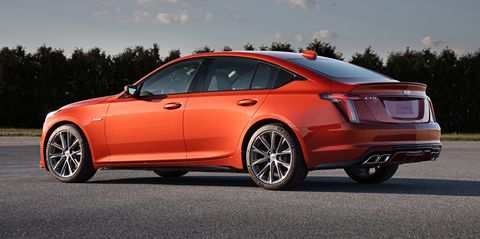 76 The 2020 Cadillac Ct5 V Performance And New Engine