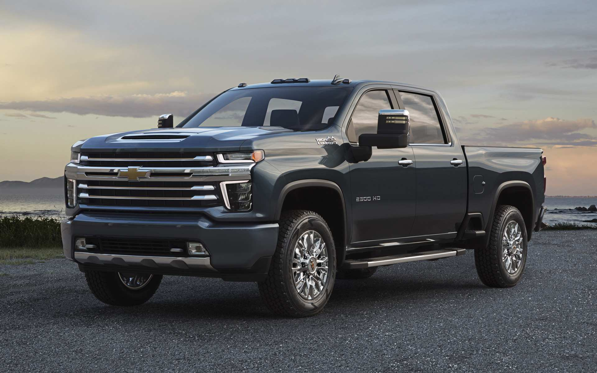 76 The 2020 Chevrolet Truck Images Engine