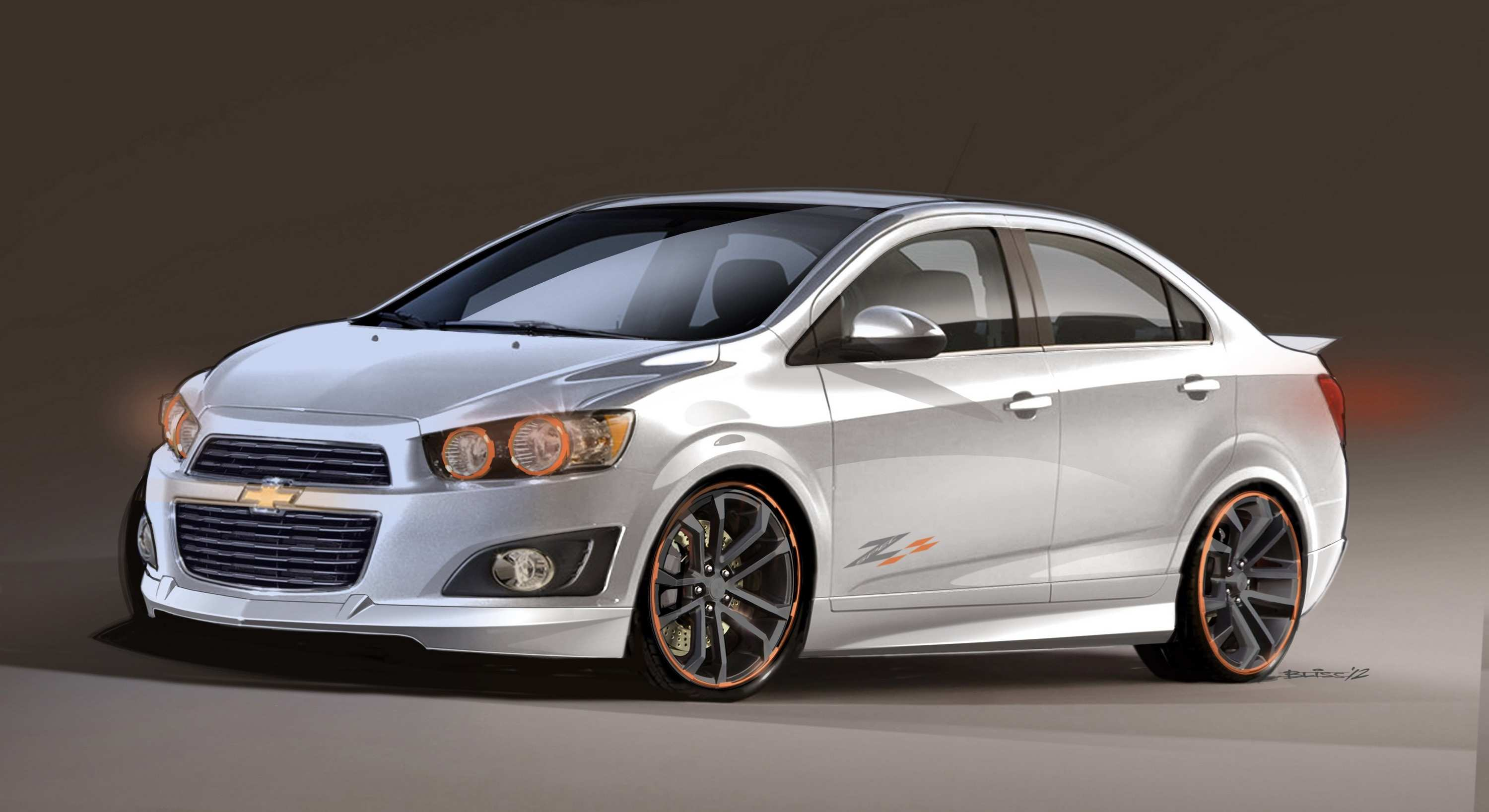 76 The 2020 Chevy Sonic New Concept